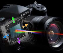 Kamera mátrix