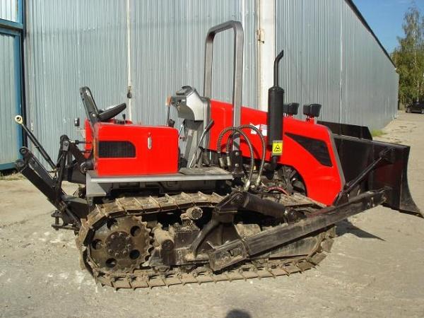 Paletli traktör
