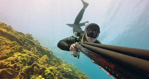 Fiske kamera