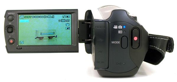 Vis videokamera
