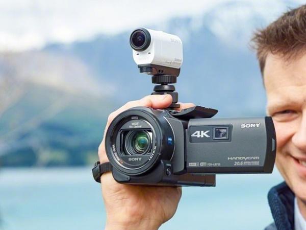 Videokamera felvétele súlyra