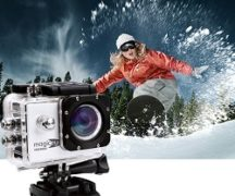 Selection of action cameras