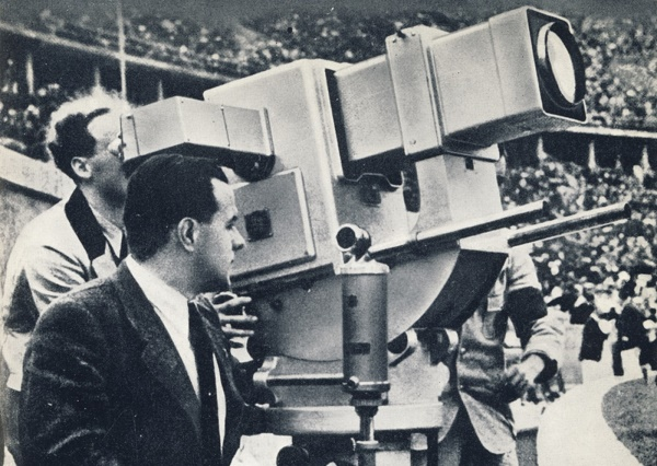 Første videokamera