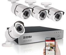 निगरानी कैमरों के लिए सहायक उपकरण