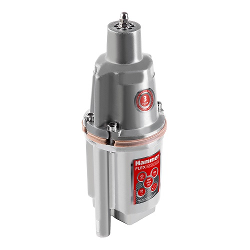 Pompe submersible vibratoire