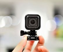 Types of action cameras