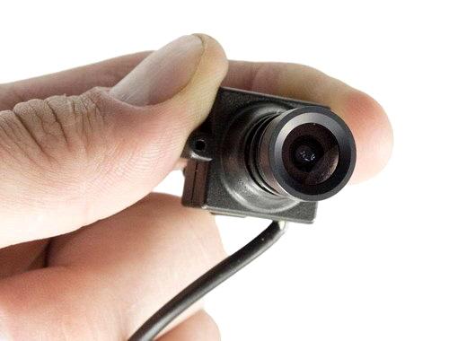 Miniatűr videokamera