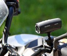 मोटरसाइकिल कैमरा