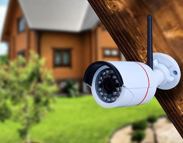 Otthoni videokamera