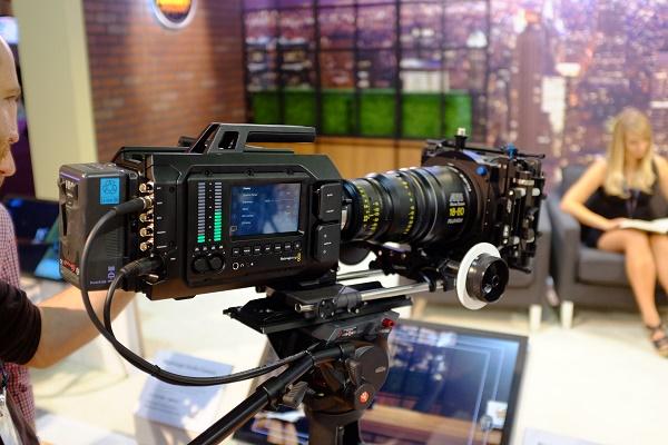 Profesjonelt kamera