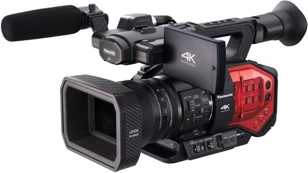 Félig professzionális kamera