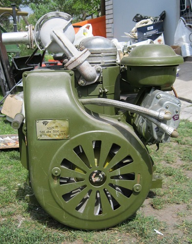 motor UD-25