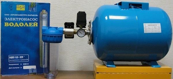 Aquarius pompe électrique