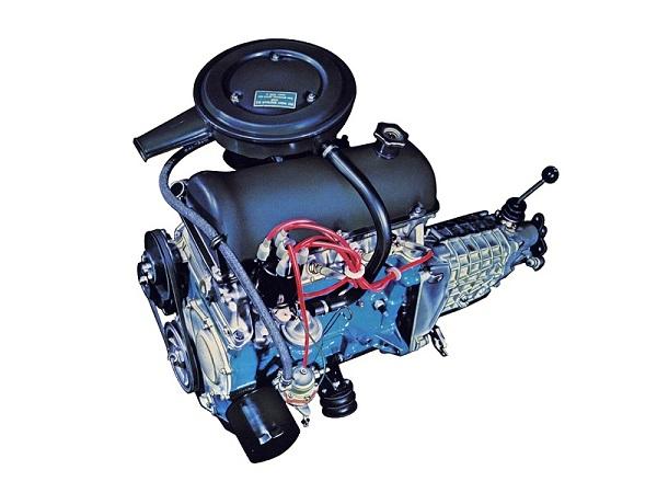 Motor av Lada