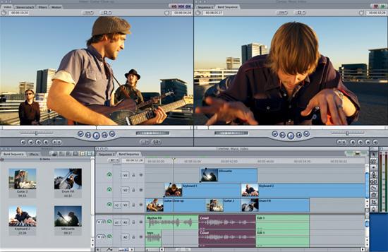 Videófeldolgozó szoftver