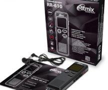 Voice Recorder Ritmix