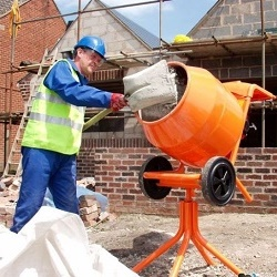 Rules for working with a concrete mixer and do it yourself repair