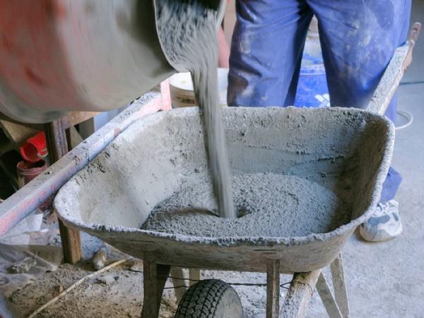 Campuran konkrit siap