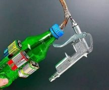 Spray gun buatan sendiri
