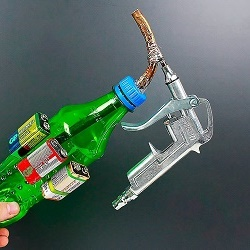How to make a spray gun