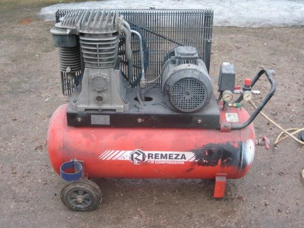 Gebruikte compressor