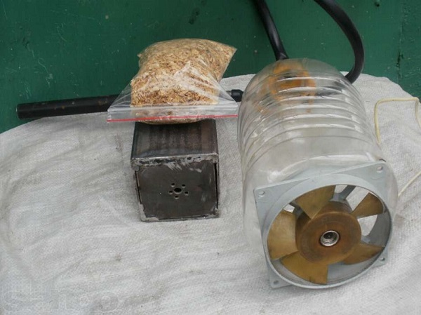Produksjonskompressor