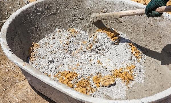 Penyediaan konkrit
