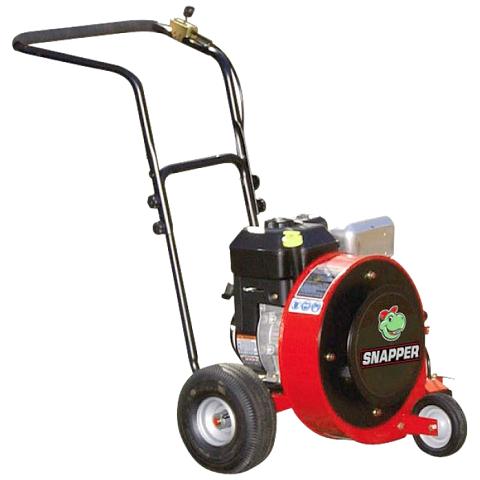 Blower on wheels