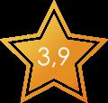 Valutato 3.9