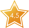 Rating 4.5