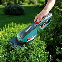 How to choose a cordless garden shears?