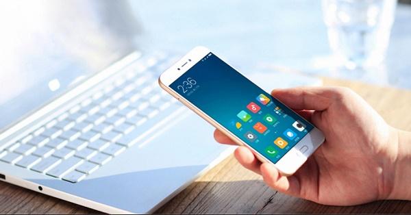 स्मार्टफोन स्क्रीन