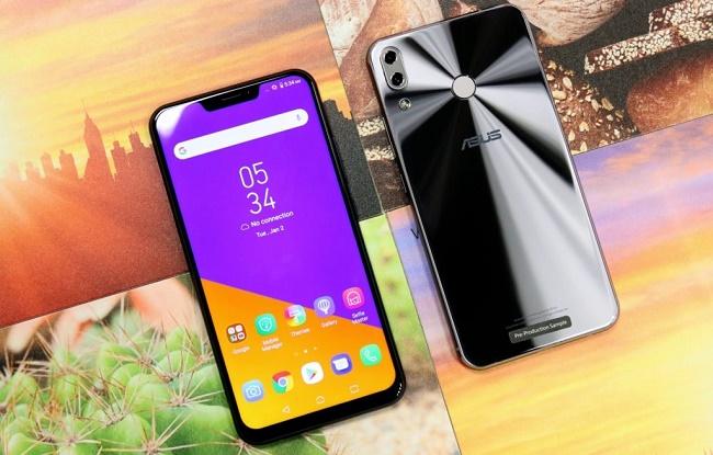 Asus Zenfone 5 smarttelefon
