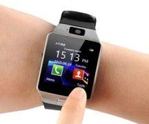 Slim horloge met telefoonfunctie
