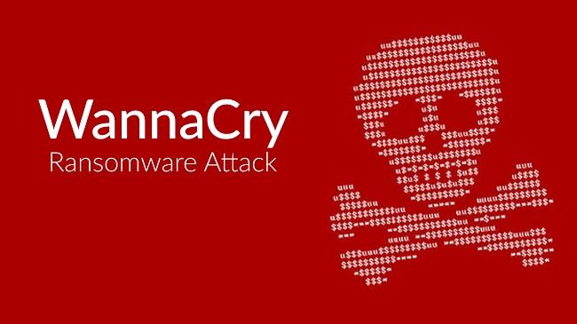 WannaCry virüsü