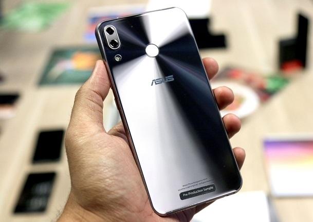 Zenfone 5 bakpanel