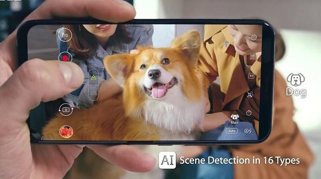 Intellektuell kamera Asus