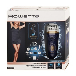 Rowenta Spa Sensation - plus qu'un simple épilateur