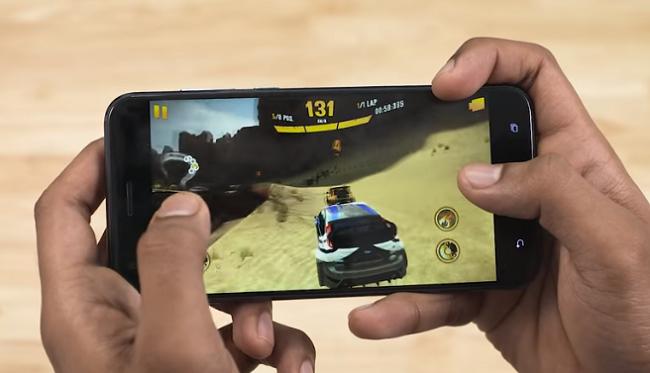 Spill på smarttelefonen