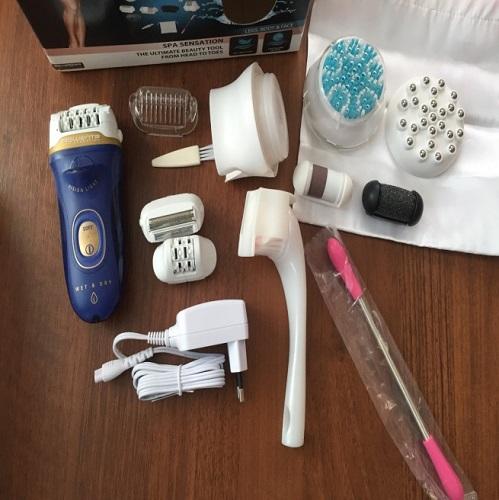 Kit componenten