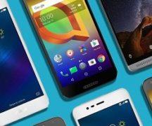 valutazione di smartphone economici