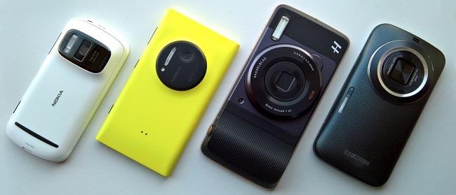 कैमरा फोन