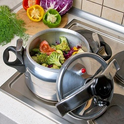 What can be cooked in a pressure cooker