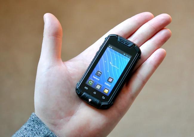 Små smartphone