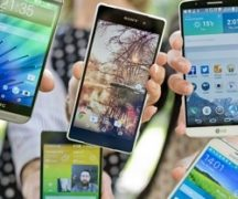 Ein Smartphone auswählen