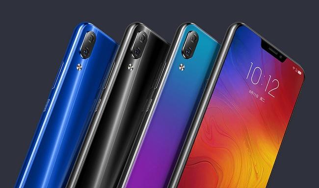 Smartphone färger