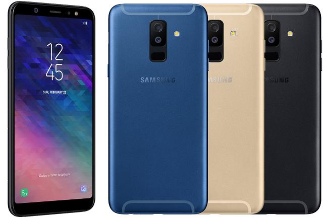 Samsung Galaxy A6 + 32GB